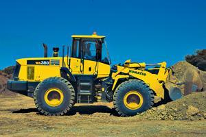Medium Wheel Loaders